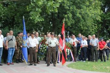 "Obilježena 27. obljetnica osnutka 3. bojne ""Kobre"", 3. gardijske brigade ""Kune"""