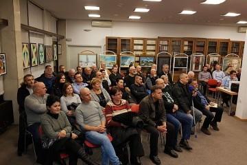 U ratu s puškom, u miru s kistom i perom u ruci, okupljeni hrvatski branitelji na 3. likovno-literarnoj večeri