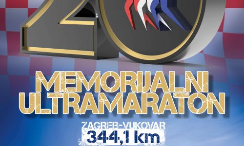 20.Memorijalni ultramaraton Zagreb - Vukovar