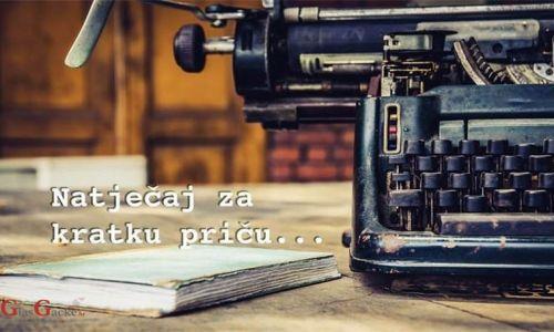 Javni poziv za dodjelu nagrade za kratku priču o Domovinskom ratu za učenike srednjih škola u Republici Hrvatskoj u 2021. godini