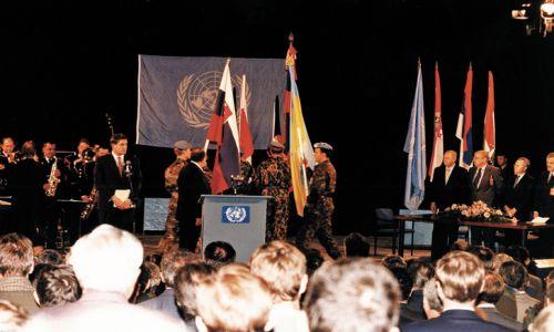 Mirna reintegracija hrvatskog Podunavlja 15. siječnja 1998.