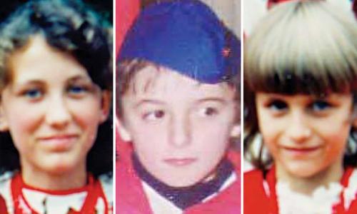 Sve su ih smaknuli: Pletenica djevojčice bila im je ratni trofej