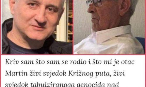 Preminuo otac Tomislava Karamarka: 'Na Križnom putu prošao je nezamislive strahote'