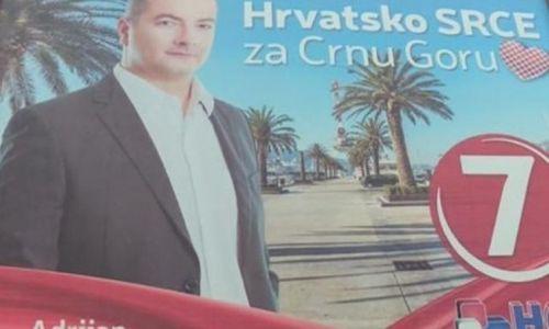 Hrvatski zastupnik u crnogorskoj skupštini primio prijeteće poruke