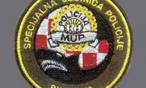 """8. travnja 1991.g. osnovana Specijalna jedinica PU Primorsko-goranska """"Ajkula"""""""