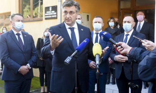 Plenković o  Milanovićevom zahtjevu: 'On je kao piroman koji se prerušio u vatrogasca'