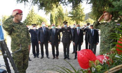 Obilježena 25. obljetnica pogibije general-bojnika Andrije Matijaša-Pauka