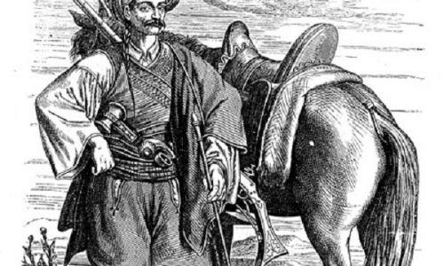 14. siječnja 1833. Hajduk Andrijica Šimić – tisuće Hrvata oduševljeno dočekivalo narodnog junaka!
