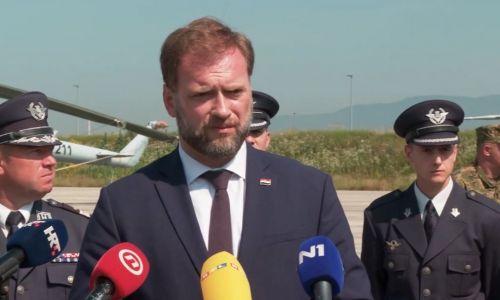 """VOJNIK BANOŽIĆ""; MORH otkrio gdje je ministar Banožić služio vojni rok"
