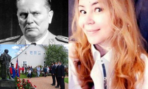 Barbara Jonjić: Ne brane Tita, nego svoj ukradeni stan u koji ih je bravar smistio