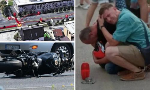 DVOJE POGINULIH Policija objavila detalje strave u Zagrebu: Biciklistu bilo crveno