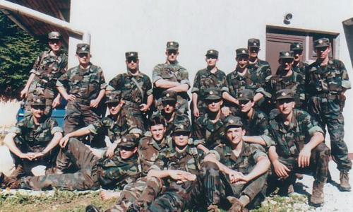 """BOJNA ZRINSKI"" 18. svibnja 1991. ustrojena prva specijalna postrojba GS HV-a"