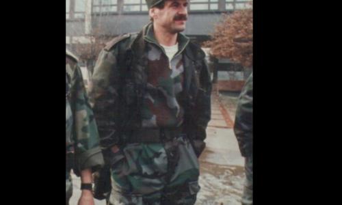 """Na današnji dan 2001. godine preminuo je jedan od najvećih heroja obrane Vukovara i Borova Naselja Marinko Antunović """"Bosanac""""…"""