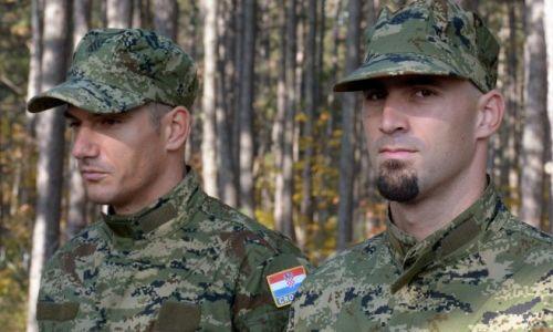 MINISTAR OBRANE USHIĆEN - ZNATE LI DA SU SINKOVIĆI PRIČUVNICI HV-A? BANOŽIĆ: 'Na ponos ste Hrvatskoj vojsci!