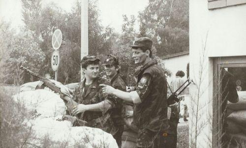 17. rujna obilježavamo Dan križevačkih, hrvatskih branitelja i 28. obljetnicu oslobađanja vojarne u Križevcima