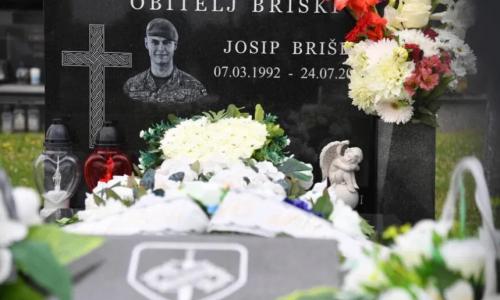 Obilježena prva godišnjica smrti skupnika Josipa Briškog