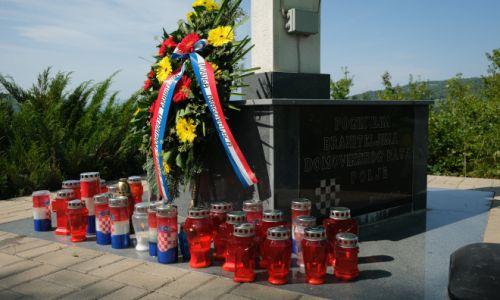 BUSOVAČA ODAJE POČAST: Čak 217 branitelja ovoga kraja poginulo je za slobodu