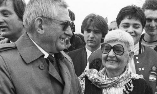 Na Bleiburg su te '91. pohrlili svi, a došla je i Pavelićeva kći