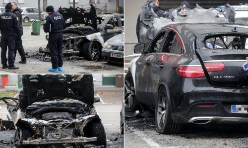 Nije uspio iz prve: Zapalio mu Mercedes zbog poslovne svađe