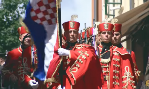 Čestitka Hrvatske vojske povodom Dana državnosti
