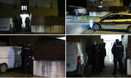 Dvoje mrtvih u stanu u zagrebačkom Susedgradu, sumnja se na nasilnu smrt: 'Svađali su se cijelo popodne'