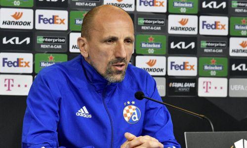 Damir Krznar   najavio da je Dinamo u Španjolsku došao po prolaz