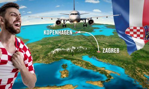 Hrvatska invazija na  Kopenhagen: Evo koliko koštaju karte i kako u Dansku