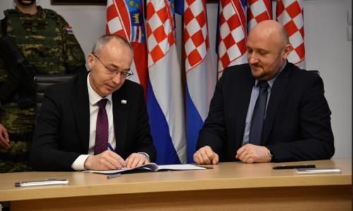 MORH Potpisani ugovori o nabavi vojne opreme s 38 hrvatskih tvrtki