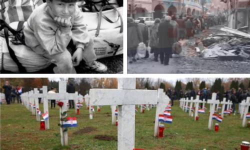 22. listopada 1991. Zločini srpske vojske – etničko čišćenje Hrvata u funkciji genocida