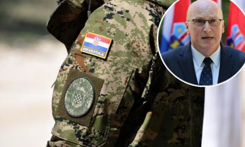 Državni tajnik u MORH-u: Nijedan slučaj smrti vojnika nije se dogodio zbog stanja u službi, nego zbog teške životne situacije i određene ovisnosti