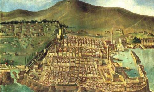 6. travnja 1667. Veliki dubrovački potres – Nakon potresa i požara Grad još i opljačkan