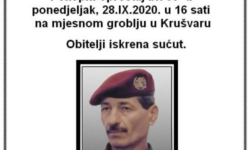 Dušan Čerina 1946. - 2020.
