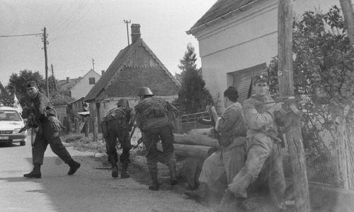 Kolovoz/rujan 1991. godine - kako su Česi i Hrvati zajedno obranili Daruvar