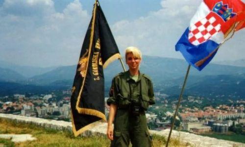 """ONA JE BILA U PRVOJ GRUPI KOJA JE UŠLA U KNIN: """"Zastava od 20 metara je cijelo vrijeme bila je s nama"""""""