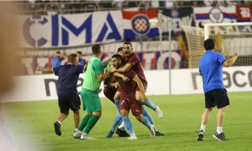 Dinamu prijete Slovaci i Ciprani, Rijeci Gzira, Hajduku - dalek put
