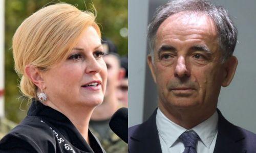 Predsjednica Grabar-Kitarović odgovorila Pupovcu: 'Vlast proizlazi iz naroda i pripada narodu'