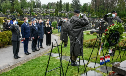 Obilježena 23. godišnjica smrti ratnog ministra obrane Gojka Šuška