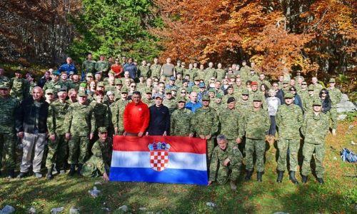 Podrška HV-a sportašima: Hrabrost je bilo Hrvatske. Svi zajedno do pobjede!