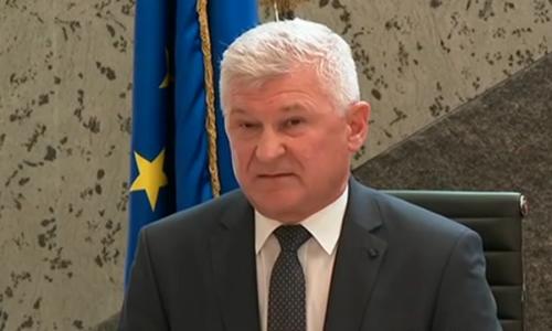 Branko Hrg ispred MORH-a o pet smrti u Oružanim snagama: Takvih nemilih događaja uvijek ima, nekada više, nekada manje, a u ovoj godini nažalost dosta