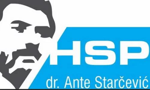 UGAŠENA JEDNA PRAVAŠKA STRANKA: HSP dr. Ante Starčević službeno više ne postoji