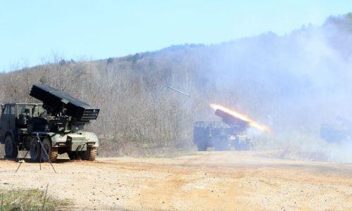 Hrvatska vojska u Slunju održala vojnu vježbu 'Stabilnost 21', pogledajte kako je to izgledalo