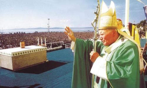 Spomendan sv. pape Ivana Pavla II.