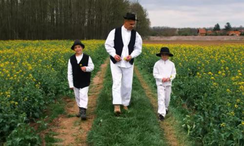 """Pogledajte spot nove pjesme """"Sinovi Podravine"""" u kojem se pojavljuje i junak Domovinskog rata Ivica Šafarić"""