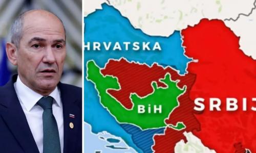 Procurio Janšin plan za konačni raspad BiH i podjelu teritorija