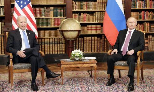 Putin nahvalio američkog predsjednika: Biden je profesionalac. Njemu ništa ne promakne, uvjeravam vas