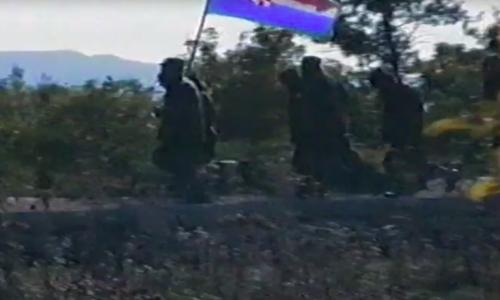 Opet uništeni mramorni križevi u spomen pripadnicima Postrojbe posebne namjene Kobac