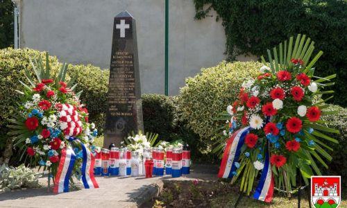 U Daruvaru održana komemoracija povodom 30. obljetnice ubojstva trojice hrvatskih policajaca