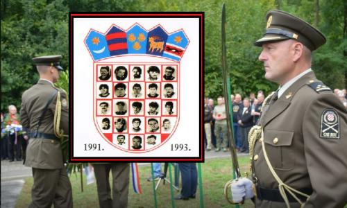 Obilježavanje  30. obljetnice tragedije u kojoj je mučki ubijeno 20 hrvatskih branitelja