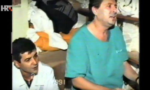 21. listopada 1991. Zločini srpske vojske – liječnici i zdravstveno osoblje bili su mete zločinaca