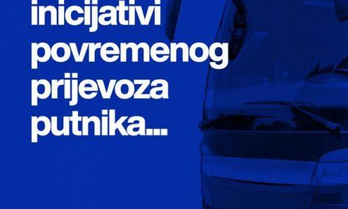 Zastupnik Milanović Litre poziva Vladu da pomogne povremenim prijevoznicima